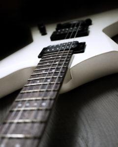 По мотивам АС. Гитара