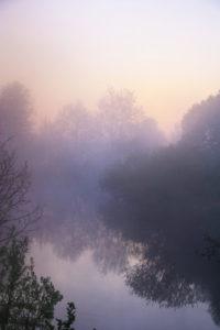По мотивам АС. Туман