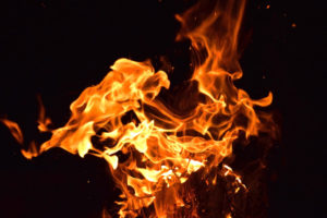 По мотивам АС. Огонь